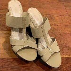 Charles by Charles David wedge sandals